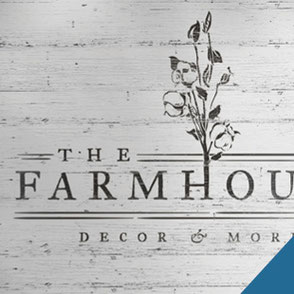 Farmhouse Co. Logo Design Lake Charles Louisiana