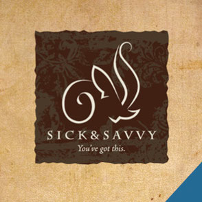 Sick & Savvy Logo Design Lake Charles Louisiana