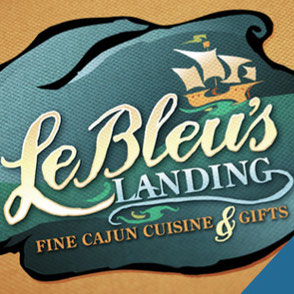 Restaurant Logo Design Lake Charles Louisiana