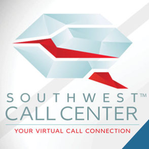 Southwest Call Center Logo Design Lake Charles Louisiana