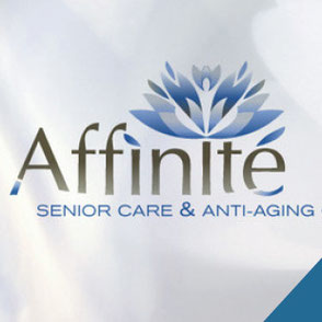 Affinite Senior Care & Anti-Aging Logo