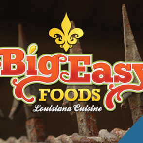 Big Easy Logo Design Lake Charles Louisiana