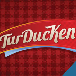 TurDucKen Food Logo Design Lake Charles Louisiana