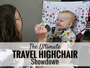 The Ultimate Travel Highchair Showdown