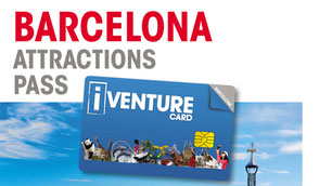 iVenture Card - Barcelona Attractions Pass