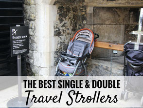 Best Single and Double Travel Strollers