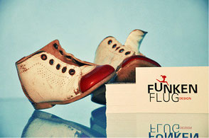FUNKENFLUG_DESIGN Startseite Funkenflug freisetzen Visitenkarte
