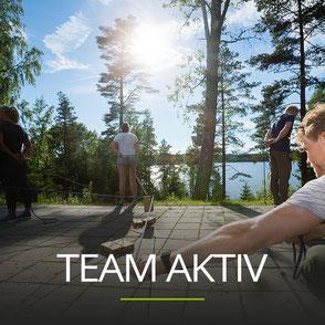 Teambuilding in Vorarlberg mit Team Aktiv