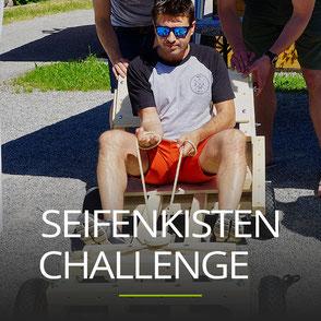 Teambuilding Übung Seifenkistenbau in der Steiermark