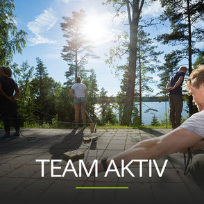 Teambuilding in Tirol mit Team Aktiv
