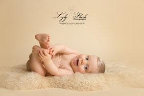 photographe bébé Brignoles Toulon Aix en provence
