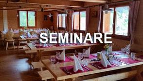Seminare auf der Alp