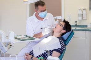 Zahnarztpraxis Hugo Teister in Gießen - Leistungen