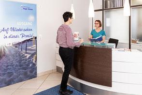 Zahnarztpraxis Hugo Teister in Gießen - Service