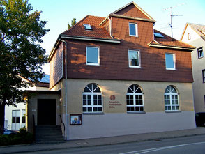 Ev-meth. Kirche Münsingen, Karlstr. 5