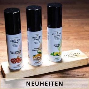Neue Produkte im Saunaaufguss Onlineshop. Jetzt Neuheiten im Bereich Sauna, Salzpeeling und mehr kaufen.