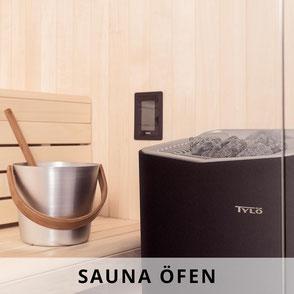 Saunaofen und Saunaheizer Verdampferofen und Bioofen von Tylo für die Sauna.