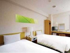 快適空間で少し贅沢なビジネスホテル