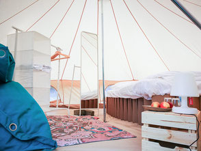 Asgard Premium Camping Brass-Village Musikprob Brass-Festival 2019