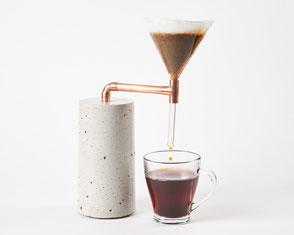 Beton Kaffeezubereiter Coffee Maker #2 für Pour Over Filterkaffee