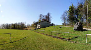 Sportplatz / Sportheim Waldstafion SV Ehestetten