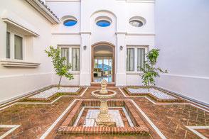 Villa en Marbella, fotografía de Jaime D. Triviño - Fotógrafo de arquitectura e Interiorismo - Diseño de Teresa Llanos de La Piu Bella CASA