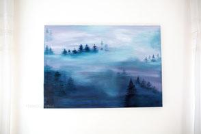 Intuitive Malerei, Kunst, Acryl, Intuitive Kunst, Kunst, Künstlerin, Christine Geier, Feenographie, Vogel, Frei sein, Freiheit, be free, bird, art