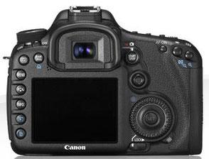 Canon EOS 7D, Quelle: Canon.de