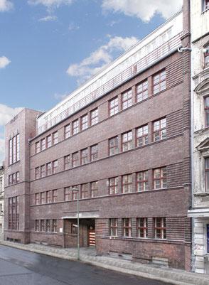 © Museum THE KENNEDYS • Ehemalige Jüdische Mädchenschule