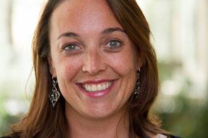 Cécile Lardière - Animatrice du réseau Ecobiz Entreprenariat et Innovation
