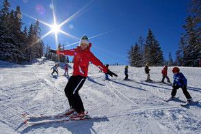 Galsterbergalm Skigebiet