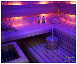 Sauna Royale Suite Spa