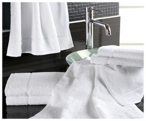 Linge de maison Royale Suite Spa