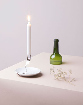 Candle Holder - Product design by Sander Lucas - Lucas en Lucas