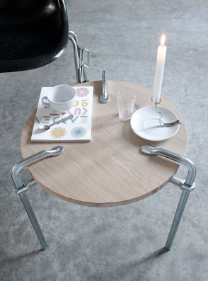 Clamp Table Small designed by Lucas & Lucas - available in our webshop