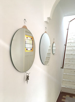 Mirror Hanger designed by Lucas & Lucas - available in our webshop