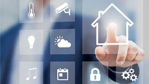 privates smart Home - das intelligente Haus - z.B. mit KNX