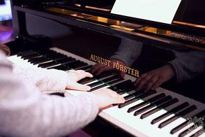 Klavierunterricht, Klavier lernen Wien Floridsdorf 21. Bezirk