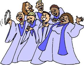 Stimmbildung im Cantus Chor