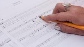 Musiktheorie lernen Wien