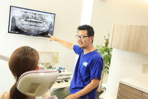 治療の流れを丁寧にご説明します。口腔外科出身の歯科医がアナタの主治医です。豊橋市のひきた歯科