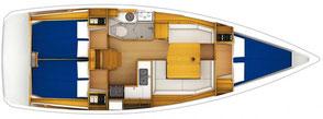 Flottillensegeln ab Dubrovnik Sunsail 38