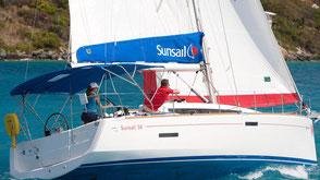 Sunsail-Flottillen mit Skipper ab Dubrovnik