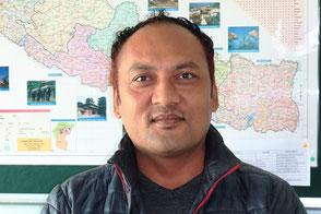 Sanjay Tamang, Vice-Chairman