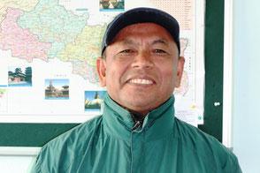 Ram Kumar Shrestha, EC Member