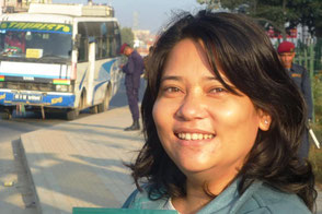 Sunita Younjan, Project Coordinator