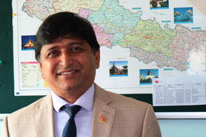 Ram Prasad Khanal, Legal Advisor