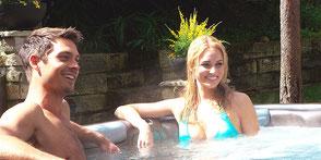 Bei uns finden Sie eine große Auswahl von Whirlpools von L.A. Spas