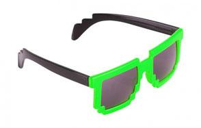 Werbeartikel Sonnenbrille Pixel