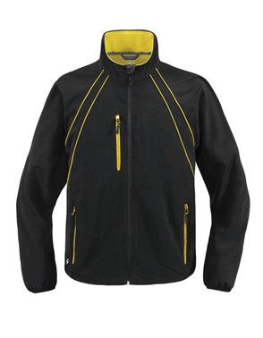 Werbeartikel Kleidung Softshell Jacke bedrucken